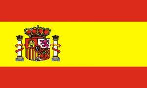 Fahne für Sprachauswahl, spanisch, Aupair Agentur Wagner, Hamm, Deutschland., Spanien, Aupair Agentur Wagner, Hamm, Deutschland.