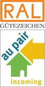 RAL-Logo, Aupair Agentur Wagner, Hamm, Deutschland.